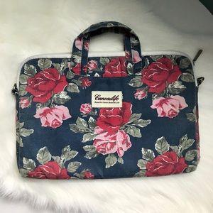 Canvaslife Rose Laptop Case Bag